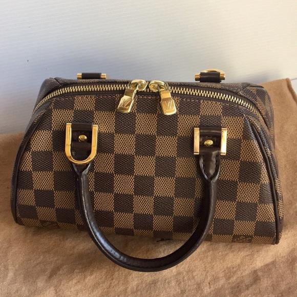 a9f1655fcc14 Louis Vuitton Handbags - Louis Vuitton Damier Ebene Ribera Mini Bag